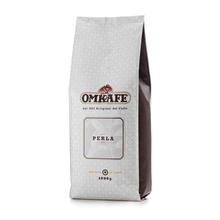 Omkafé Perla – zrnková káva – 1kg
