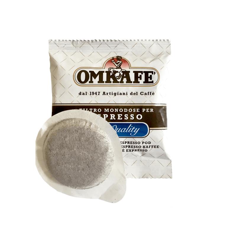 Omkafé Diamante – Pody E.S.E. – 6 podů